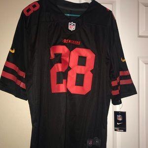 49er jersey